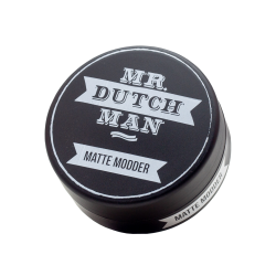 Mr. Dutchman Matte Modder...